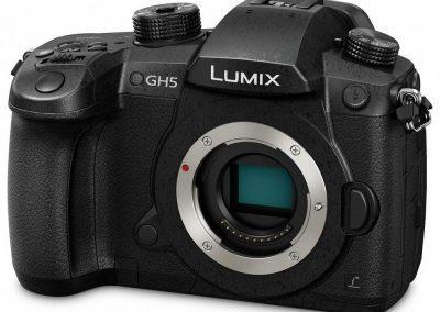 Panasonic GH5 (Lumix GH5)
