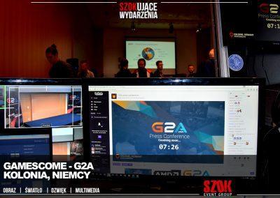 Gamescome G2A Kolonia