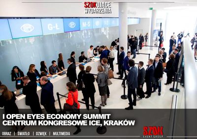 Open Eyes Economy Summit Kraków