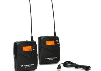 Mikrofon bezprzewodowy – Sennheiser eW 100 ENG G3