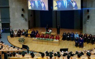 Inauguracji roku akademickiego na WM PK