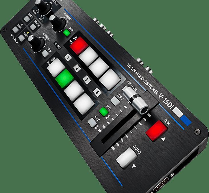 Roland v-1 SDI – mikser wideo