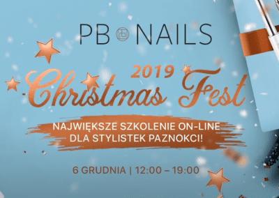 PB Nails – Christmas Fest 2019