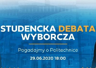 Studencka Debata Wyborcza – Pogadajmy o Politechnice